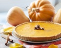 Thanksgiving パンプキンタルト