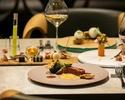 【Dinner】 5 course dinner + 2 drinks