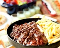 New style Beef Steak Lunch【Week end  Holiday】