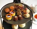 Halloween Afternoon tea アルコールフリーフロー付 2営業日前までの予約制