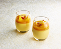 Fresh Mango Pudding 2 piece