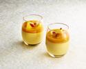 【Take Out】Fresh Mango Pudding 2 piece