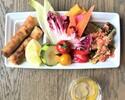 【テイクアウト】KIHACHIの前菜3種盛り合わせ