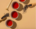 6 course menu :: Ode to Tea
