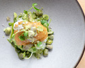 Start September 29 Menu COCON [6 dishes of modern Italian]