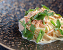 [Weekday Limited Lunch Menu] Italian-based ancient and modern original cuisine