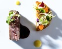 Weekend Lunch Degustation 4 Courses + Main dish up grade + Welcome drink