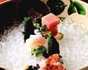 【Dinner/2 pax only】Shino -Kaiseki 8 courses-+ Strawberry short cake