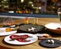 【DinnerLounge】 コース料理+フリードリンク+ミュージックチャージ(1,000円)