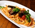 【TAKEOUT】牛ほほ肉のラグーソース/Linguine, beef demi-glace ragout sauce
