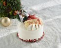 <テイクアウト>【Christmas Cake 2020🎄】苺のショートケーキ 12cm