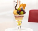 September WEB reservation only [Wednesday, Thursday, Friday] Okayama Various grape and peach parfait