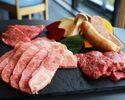 『インドアBBQデイナー(Bセット)』極上の夜景と美味しいお肉を堪能!手ぶらで楽しめるBBQ