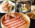 【The 60th Anniversary】Crab Shabu-Shabu