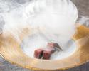 【懐-futokoro-】『和牛ロースの生すき焼き』『和牛シャトーブリアンのけんしろう焼き』をお召し上がりいただけます。