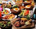 (料理のみ)アロハテーブルコース 2700円(税抜)