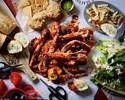 【TOGO】🦐海老と🦀蟹の手づかみコンボバッグコース