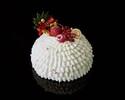 【テイクアウトケーキ】バージニアドレス ショートケーキ