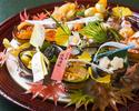 懐石コース 昼のお料理 12,000円