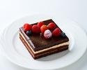 【10/16より新料金オプション】チョコレートケーキ(ホール)