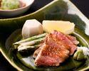ステーキ付き6000円