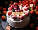 [Early Discount] 2020 Christmas Shortcake 12cm