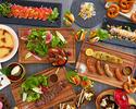 Dinner semi-buffet *90-minute limit (Weekdays) JPY4400