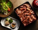 [Regular price (lunch)] Wagyu And Rice Box 180g 4,900 yen