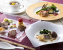 [Lunch / Supper 11/1 ~ 12/30] Official HP reservation privilege 10% OFF Enju course