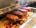 【お昼限定】お昼の佐賀牛炭火焼ステーキとお重コース