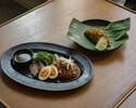 【THE UPPERおすすめ】お魚orお肉のメイン料理が選べるランチプラン