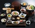 【ランチ】湯葉と豆富の昼膳