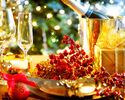 CHRISTMAS EVE & CHRISTMAS DAY DINNER