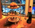 【Tavern Lounge & Bar】8 canape including mini burger and main dish & a glass of sparkling wine