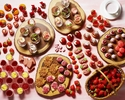 [Regular price] Strawberry sweets buffet 5,500 yen