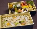 【テイクアウト限定】松茸と秋の味覚弁当