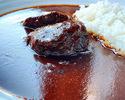 【テイクアウト】米沢牛スネ肉の柔らか煮込み スパイス香る欧風カレー ¥2,600