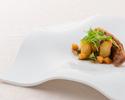 《 CHAT ERRANT シャエラン 》 冬の信州を味わう  お肉かお魚 5品のコース