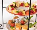 【Delices en 3 etages】3段アフタヌーンティー&カフェドリンクおかわり自由