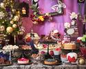 【おとな】【アップグレードコース】スイーツブッフェ ヴィランズたちのツイステッドゴシックパーティー ~Christmas Holiday~¥7,000(ディナー)