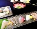 ディナー和食「海オケ丼」¥5,000