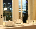 【夜景個室★大切な方とのお食事を、プライベート空間で】豪華食材を使用した、一日一組限定のシェフおまかせ贅沢ディナー