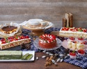 "【WEB限定1ドリンク付プラン】""Sweets & Savory TOWER TERRACE Selection"" 安心・安全に楽しめるワゴンサービス&オーダービュッフェ形式のスイーツビュッフェ"