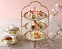 [AFTERNOON TEA]桜のアフタヌーンティー