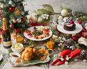 クリスマスホームパーティーセット(4~6名様用)