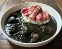 【限定】松阪牛ローストビーフ和牛黒カレー