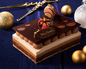 プラリネ・チョコレートケーキ