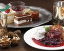 """【WEB予約限定グラスロゼスパークリングワイン付】""""Sweets & Savory TOWER TERRACE Christmas Selection"""""""