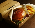 Advanced Purchase [The Steakhouse] Takeout The Steakhouse burger 2,700 yen