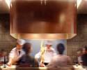 [鐵板燒午餐,牡丹套餐]鵝肝醬碗,海鮮湯,國產牛沙朗8,000日元